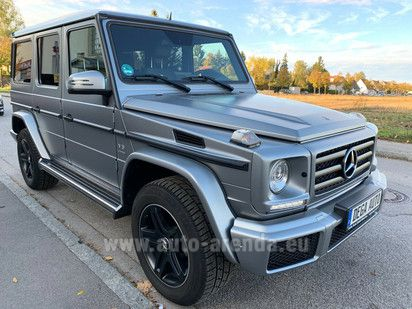 Buy Mercedes-Benz G 500 2018 in Czech Republic, picture 1