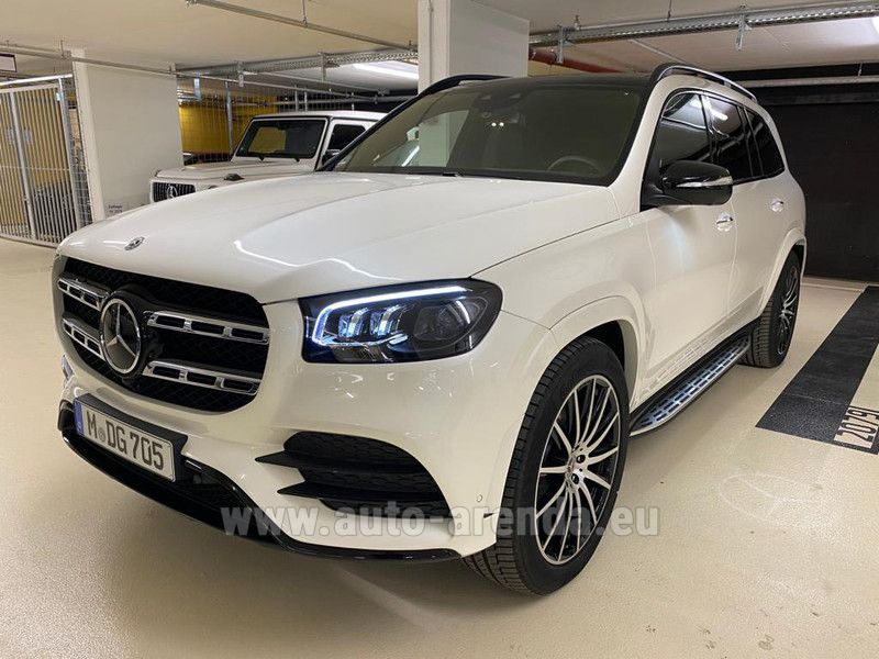 Купить Mercedes-Benz GLS 580 4MATIC в Чехии
