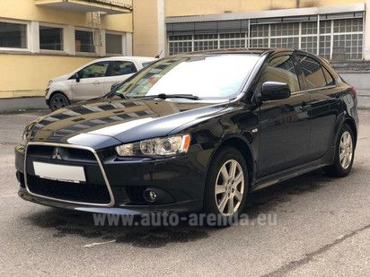 Buy Mitsubishi Lancer Sport Instyle 2008 in Czech Republic, picture 1