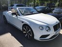 Rent-a-car Bentley Continental GTC V8 S in Ostrava, photo 2