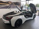 Rent-a-car BMW i8 Roadster Cabrio First Edition 1 of 200 eDrive in Prague, photo 5