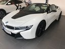 Rent-a-car BMW i8 Roadster Cabrio First Edition 1 of 200 eDrive in Prague, photo 1
