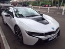 Rent-a-car BMW i8 Coupe Pure Impulse with its delivery to Prague Airport, photo 1