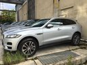 Rent-a-car Jaguar F-Pace in Brno, photo 2
