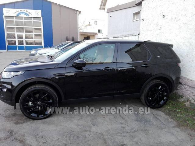 Rental Land Rover Discovery Sport HSE Luxury (5-7 Seats) in Brno