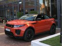 Rent-a-car Land Rover Range Rover Evoque HSE Cabrio SD4 in Prague, photo 2