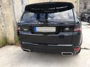 Rent-a-car Land Rover Range Rover SPORT in Pilsen, photo 4