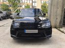 Rent-a-car Land Rover Range Rover SPORT in Pilsen, photo 3