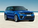Rent-a-car Land Rover Range Rover Sport SVR V8 in The Czech Republic, photo 1