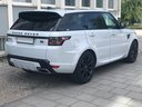 Rent-a-car Land Rover Range Rover Sport White in Ostrava, photo 2