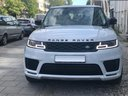 Rent-a-car Land Rover Range Rover Sport White in Ostrava, photo 3