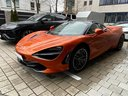Rent-a-car McLaren 720S in The Czech Republic, photo 2