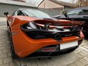 Rent-a-car McLaren 720S in The Czech Republic, photo 4