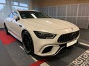 Прокат автомобиля Мерседес-Бенц AMG GT 63 S 4-Door Coupe 4Matic+ в Брно, фото 2