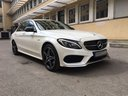 Rent-a-car Mercedes-Benz C-Class C43 AMG Biturbo 4MATIC White in Ostrava, photo 5