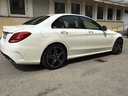 Rent-a-car Mercedes-Benz C-Class C43 AMG Biturbo 4MATIC White in Ostrava, photo 4