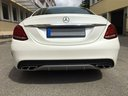 Rent-a-car Mercedes-Benz C-Class C43 AMG Biturbo 4MATIC White in Ostrava, photo 6