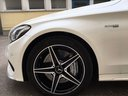 Rent-a-car Mercedes-Benz C-Class C43 AMG Biturbo 4MATIC White in Ostrava, photo 11