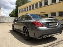 Rent-a-car Mercedes-Benz C-Class C43 AMG BITURBO 4Matic with its delivery to Prague Airport, photo 2