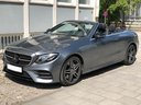 Rent-a-car Mercedes-Benz E 450 Cabriolet AMG equipment with its delivery to Prague Airport, photo 1