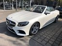 Rent-a-car Mercedes-Benz E-Class E 300 AMG Cabriolet in Pilsen, photo 1