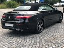 Rent-a-car Mercedes-Benz E-Class E220d Cabriolet AMG equipment in The Czech Republic, photo 12