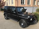 Rent-a-car Mercedes-Benz G-Class G500 2019 Exclusive Edition in The Czech Republic, photo 10