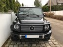 Rent-a-car Mercedes-Benz G-Class G500 2019 Exclusive Edition in The Czech Republic, photo 12