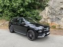 Rent-a-car Mercedes-Benz GLS 400d BlueTEC 4MATIC, TV, AMG equipment, VIP in Brno, photo 4