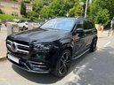 Rent-a-car Mercedes-Benz GLS 400d BlueTEC 4MATIC, TV, AMG equipment, VIP in Brno, photo 2
