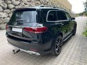 Rent-a-car Mercedes-Benz GLS 400d BlueTEC 4MATIC, TV, AMG equipment, VIP in Brno, photo 3