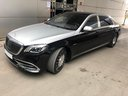 Rent-a-car Maybach S 560 4MATIC AMG equipment Metallic and Black in Brno, photo 3
