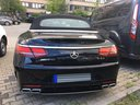 Rent-a-car Mercedes-Benz S 63 AMG Cabriolet V8 BITURBO 4MATIC+ in The Czech Republic, photo 6