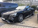 Rent-a-car Mercedes-Benz S 63 AMG Cabriolet V8 BITURBO 4MATIC+ in The Czech Republic, photo 1
