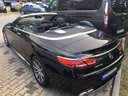 Rent-a-car Mercedes-Benz S 63 AMG Cabriolet V8 BITURBO 4MATIC+ in The Czech Republic, photo 2