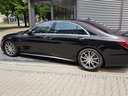Rent-a-car Mercedes-Benz S 63 AMG Long in The Czech Republic, photo 3