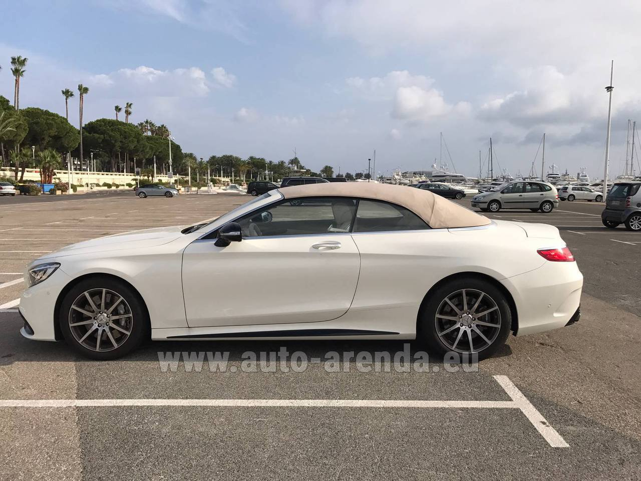 The czech republic mercedes benz s 63 cabrio amg rental for Mercedes benz rental prices