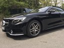 Rent-a-car Mercedes-Benz S-Class S500 Cabriolet in Ostrava, photo 1