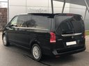 Rent-a-car Mercedes-Benz V-Class (Viano) V 300 d 4MATIC AMG equipment with its delivery to Prague Airport, photo 2