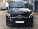 Rent-a-car Mercedes-Benz V-Class V 250 Diesel Long (8 seater), new model 2020 in Prague, photo 4