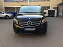 Rent-a-car Mercedes-Benz V-Class V 250 Diesel Long (8 seats) in Ostrava, photo 9
