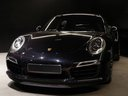 Rent-a-car Porsche 911 991 Turbo S Ceramic LED Sport Chrono Package in Ostrava, photo 1