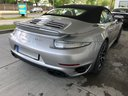 Rent-a-car Porsche 911 991 Turbo S in Pilsen, photo 2