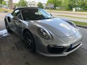 Rent-a-car Porsche 911 991 Turbo S in Pilsen, photo 1