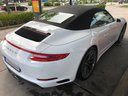 Rent-a-car Porsche 911 Carrera Cabrio White in Brno, photo 3