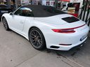 Rent-a-car Porsche 911 Carrera Cabrio White in Brno, photo 6