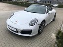 Rent-a-car Porsche 911 Carrera 4S Cabrio in Brno, photo 6