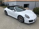 Rent-a-car Porsche 911 Carrera 4S Cabrio in Brno, photo 7