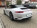 Rent-a-car Porsche 911 Carrera 4S Cabrio in Brno, photo 8
