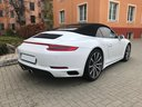 Rent-a-car Porsche 911 Carrera 4S Cabrio in Brno, photo 5